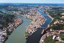 Passau / Bilder von meiner Geburtsstadt Passau