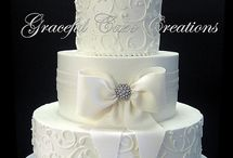 Wedding cakes / by Tracey Dishong