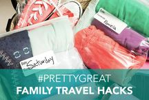#PrettyGreat Family Travel Hacks / Got a #PrettyGreat travel hack? Click the link below to share yours and you could win a free night stay! http://bit.ly/1MNkTXq