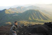 Bromo Semeru Climbing
