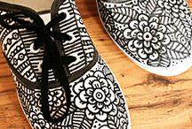 shoes doofling