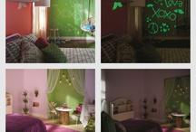 Ary's room ideas / by Janeen Brock-Grooms