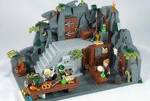 Lego Beautiful Builds
