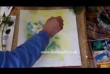 Tecniche pittura e disegno / Tutoriali pittura