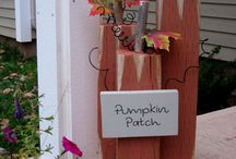 Fall/Halloween / by Rebekah Anderson