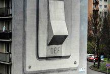 Street Art / Καλλιτέχνες του Δρόμου