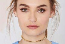 minimalist make up