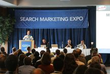 Search Conference Pictures / This is a board of pictures taken from various Search Marketing conferences I have attended and snapped shots for.   / by Matt Siltala