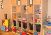 Playroom ideas / by Alyson Grossman
