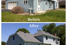 Before & After Home Renovation
