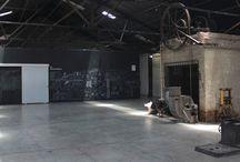 industrial art space