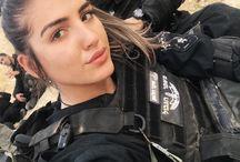 Armored Girls