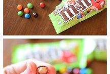 M&M's Crispy / M&M'S® Crispy are back! Check out how our Clever influencers are enjoying this satisfying chocolate treat at 180 calories per singles pack. #CrispyMMSummer / by Clever Girls
