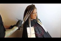 THIS IS HOW YOU DO IT - HAIR TECHNIQUES / Here you can find useful tutorials and videos of the techniques that leads to amazing hair colours and haircuts. These tutorials are not by Cutrin.
