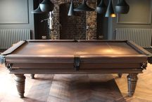 Traditional Pool & Snooker Table Range / The Traditional Pool Table is available in any size and any game type. Available in either Birch, Ash or Oak wood and with lots of different wood and cloth colours. Found on both our websites, along with other products: www.Luxury-Pool-Tables.co.uk & www.Luxury-Games-Tables.co.uk