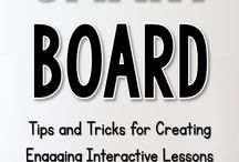 Active board ideas / by Cindy Turner