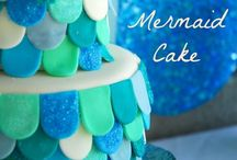 Under the Sea Cakes