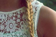 Braid hair style