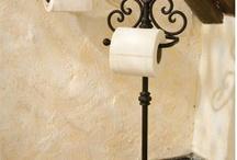 Delipad BATHROOM / Toilet roll holders