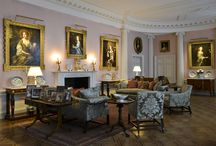 Refurbishment  / We have been very busy over the winter months and have redecorated our historic Drawing Room, we have given three bedrooms new design schemes and the art collection in the Dining Room is now wonderfully lit with state of the art light fittings.