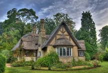 Cottages / by Princess Wiltedflower