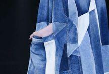 denim love / woman,jeans,jackets,fashion,indigo,blue,denim,details,embrodery,vintage,redone,destroyed