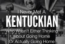 My Old Kentucky Home / by Amy Curtsinger