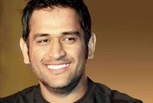 I Love MS Dhoni..!!
