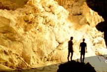 Guatemala: Adventure / Este es un tablero para promover lugares turísticos como destino.