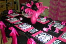 Gina Party Ideas / by Sondra Linton