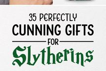 Slytherin gifts