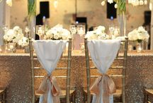 Gorgeous Glam Weddings / by LinenTablecloth.com