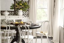 Inspirational Dining Rooms / Beautiful Dining Chairs in inspirational dining rooms