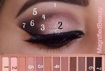 Naked Palettes / ~i feel like there's only so much you can do with this board~