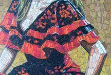 Deri mozaik