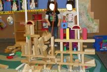 Block Play Ideas / by Dallas Cappellani