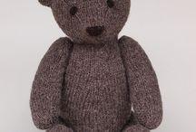 Toys Teddy Bear Knitting