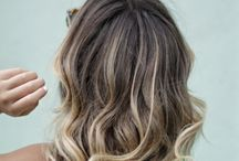 Hair colors/cuts / by Britley Merrill