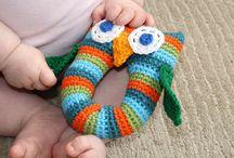 Crochet KIDS&BABY / by lanasyovillos .