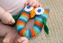 Crochet Softies / by Tam Zimmerman