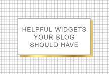 Blogging Hints & Tricks
