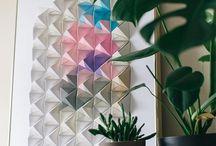 3D papirbilled