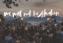 We Will Not Be Shaken / Recorded live in late summer 2014, We Will Not Be Shaken is an album of beautiful worship and powerful songs of declaration, hope and faith.