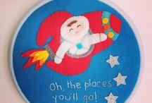 bettyoctopus / Felt artwork by bettyoctopus  Web: www.bettyoctopus.com Facebook: www.facebook.com/bettyoctopusfelt Etsy: www.etsy.com/ie/shop/bettyoctopus