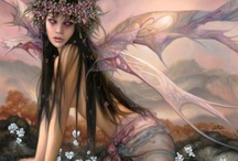 Gothic and Fantasy Art / by Autumn Soleil