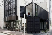 shipping containers - references