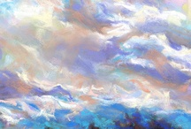 Art - Skyscapes / by Peggy Bousman