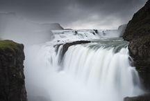 Iceland / Gulfoss Waterfall