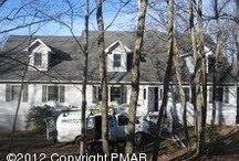 SOLD POCONO REAL ESTATE / Sold homes by Bobbie and Dawn / by Bobbie Smith