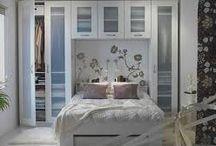Camere da letto piccolissime